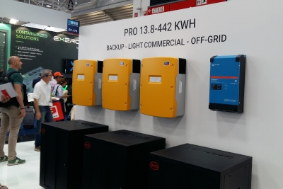 СпецАвтоИнжиниринг на выставке Energy Storage Systems Europe 2018