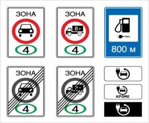 Правительство ввело термин «электромобиль» в правила дорожного движения