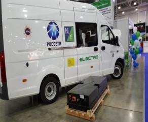 Электромобиль Next Electro на COMTRANS/17